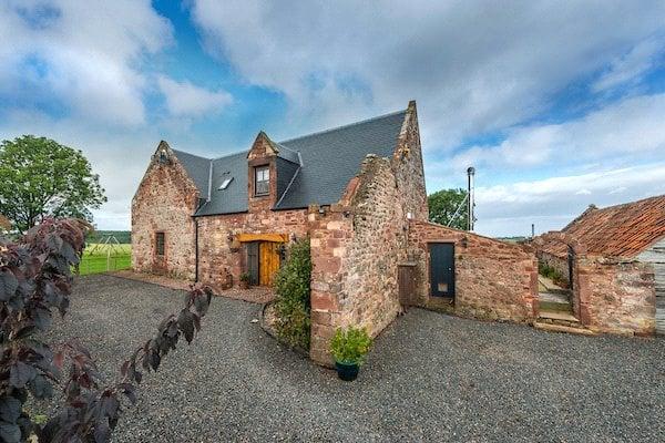 5 bedroom house for sale in Nunraw Barns, Nr Garvald, East Lothian ...