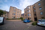 View of Fountainhall Court, Edinburgh, Midlothian, EH9
