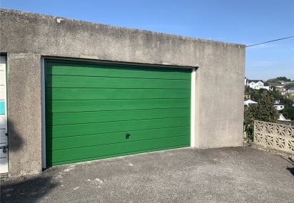 Garage Off Raleigh Road, Raleigh Road, Salcombe, TQ8