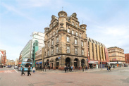View of Glassford Street, Merchant City, Glasgow, G1