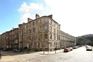 View of Leslie Place, Stockbridge, EH4