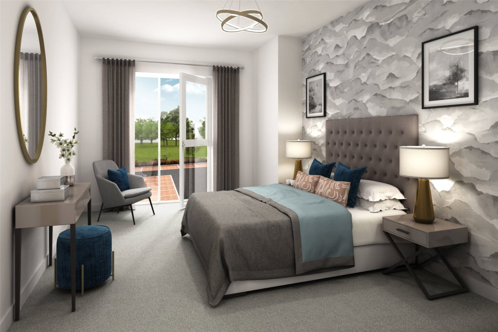 Image 3 of Two Bed Apartment - The Tayworks, West Bowling Green Street, Edinburgh, EH6