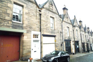 View of Rothesay Mews, West End, EH3