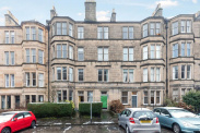 View of Arden Street, Marchmont, EH9
