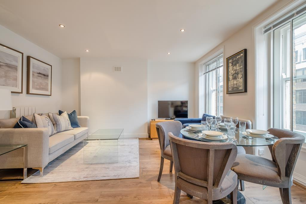 Two Bedroom | Nottingham Place | Marylebone | W1 Image 2