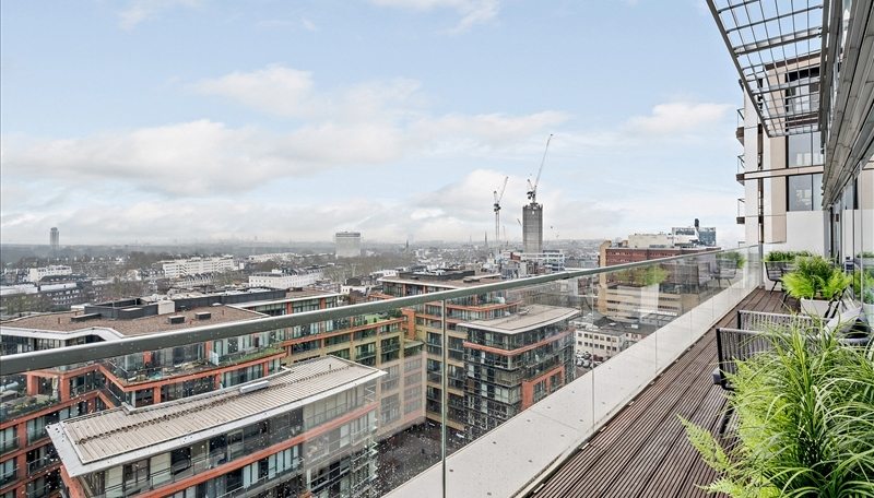 Canal Views | Four Bedroom | Four Bathroom | Portered Penthouse Apartment | Merchant Square | W2 Image 18