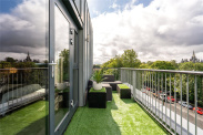 View of Fettes Rise, Edinburgh, Midlothian, EH4