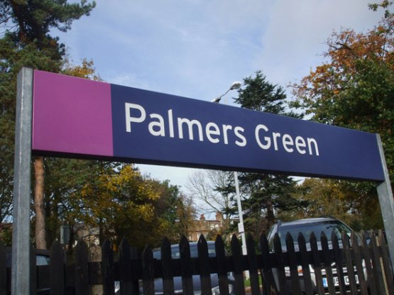 Network Rail Expansion Plans that affects Palmers Green Train Line N13. By Bambos Charalambous