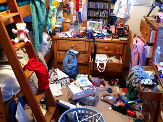 Storing your clutter could make you money!