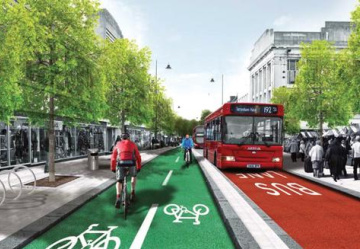 Cycle Enfield: Translating the bid into bike lanes by Helen Osman