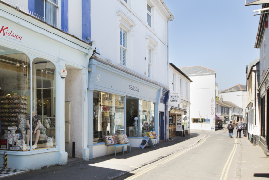2 bedroom apartment in the heart of Salcombe