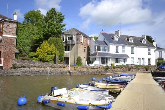 Waterside dream home in Stoke Gabriel