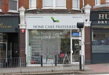 Home Care Preferred wins top accolade at the Health Investor Awards 2016...