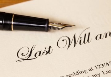 Making a Will – a Guest Blog