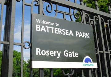Battersea Park retains Green Flag Award status