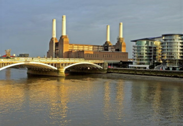 From Gasworks to Mayfair: the Rise of Nine Elms