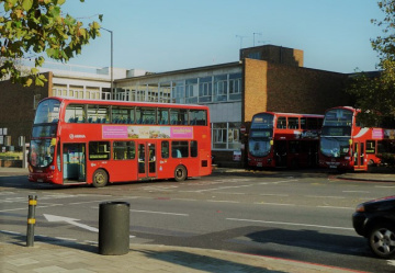 London's next low emission bus zone will be in Brixton
