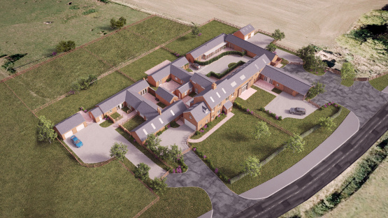 New Development Site now launched in Blaston Leicestershire