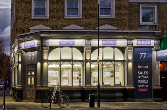 Its Official – Kerr and Co are the Number 1 Estate Agent in Shepherds Bush for the Fourth Year in a Row.