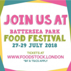 Foodies ready to flock to Battersea Park for tasty festival