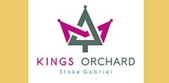 Kings Orchard, Stoke Gabriel New Homes Development logo