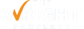 The Wright Property logo